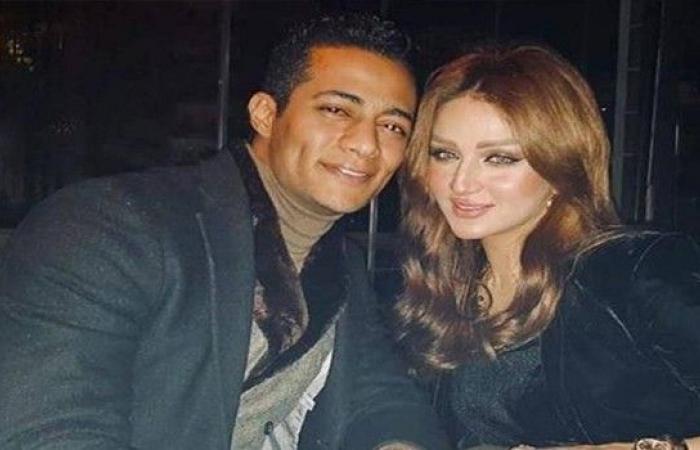 محمد رمضان يحدث ضجة بفيديو رومنسي مع زوجته