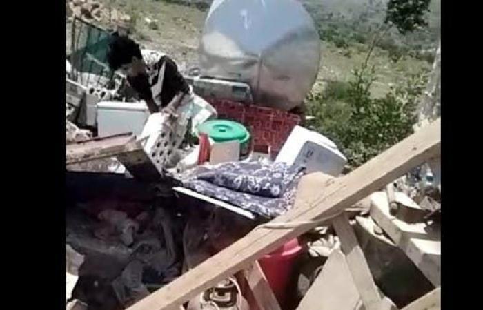 اليمن   ميليشيات الحوثي تهدم 4 منازل بتعز.. وتطرد النساء بالقوة
