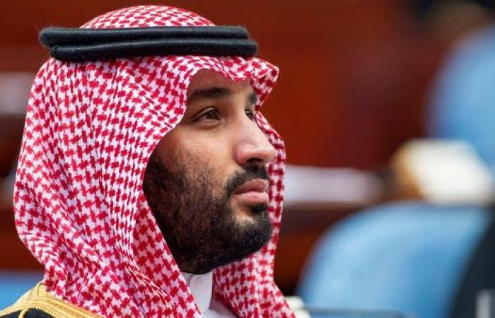 السعودية | ولي العهد يؤكد للكاظمي حرص السعودية على أمن العراق واستقراره