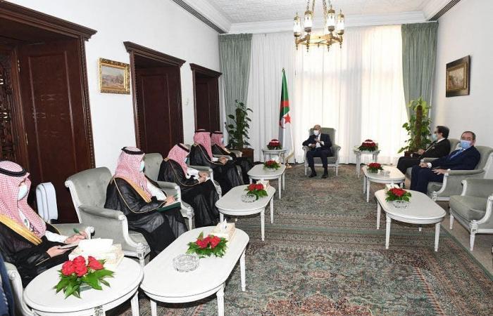 السعودية   السعودية: ملتزمون بالتنسيق مع الجزائر لحماية ليبيا