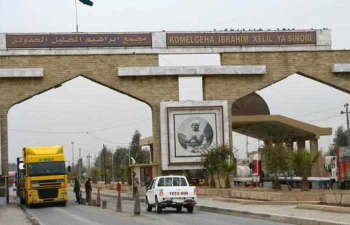 العراق   تعاملا بالمثل.. العراق يغلق منافذه الحدودية مع تركيا