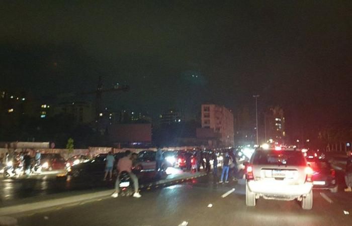 """بيروت """"بلا كهرباء""""… والشارع يحتج!"""