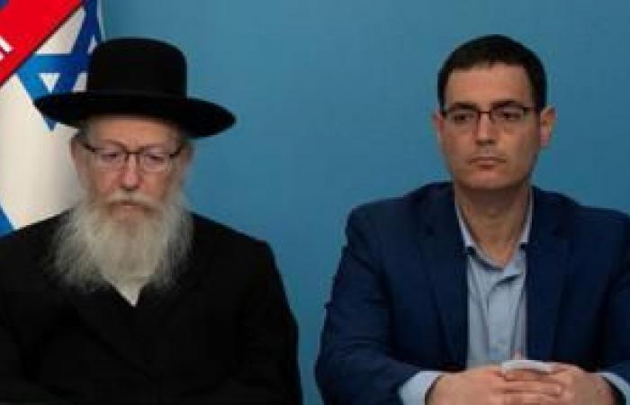 فلسطين | مذكرات وزير الصحة ومدير عام الوزارة تكشف سبب فشل إسرائيل بمواجهة الكورونا