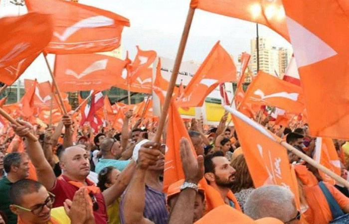 """""""التيار"""" – عكار علّق المصالحة المتعلقة بإحراق مكتبه"""