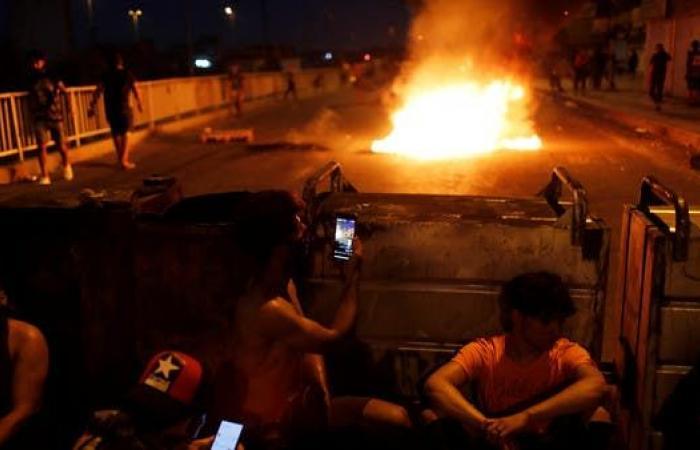 العراق | اشتباكات بين متظاهرين وقوات الأمن العراقية في بغداد