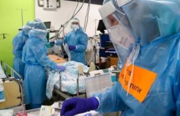 فلسطين | تقرير إسرائيلي: الموجة الثانية لكورونا تضغط على المستشفيات وبعضها وصل لقدرته الاستيعابية القصوى
