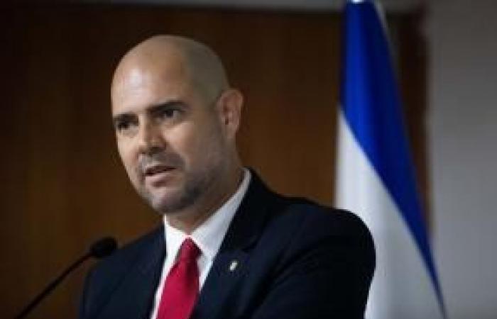 فلسطين   وزير الأمن الداخلي الإسرائيلي يستقيل من الكنيست