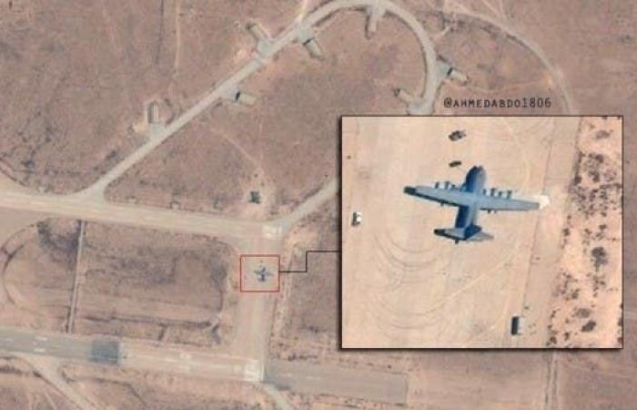 محملة بالمرتزقة.. طائرة تركية تحط بقاعدة الوطية الليبية