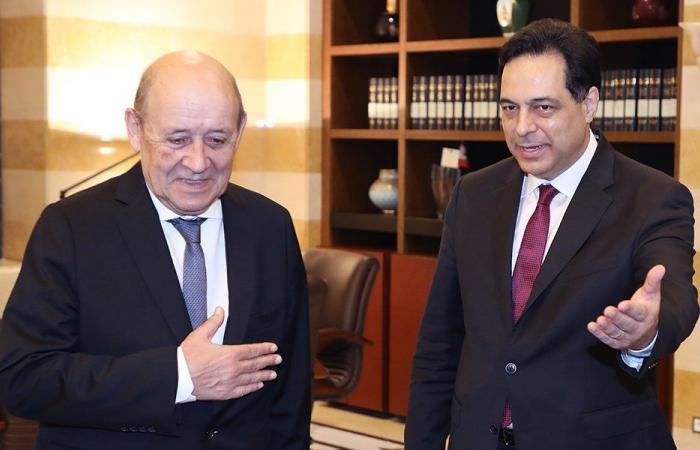 هل نضجت الظروف الداخلية لإقالة حكومة دياب؟