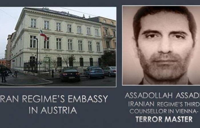 إيران   بلجيكا.. استئناف محاكمة الدبلوماسي الإيراني وشركائه بتهمة الإرهاب