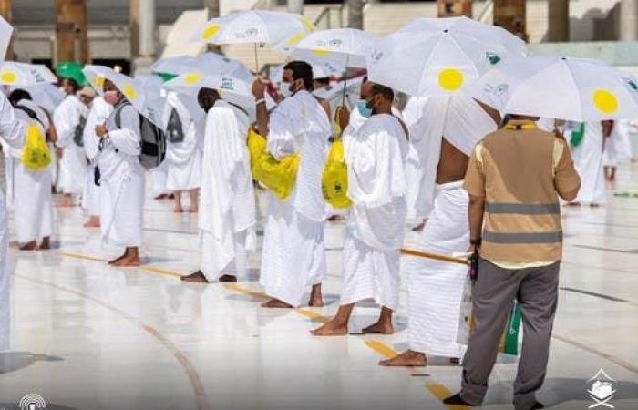 السعودية | الحجاج يتوجهون إلى عرفات لتأدية الركن الأعظم