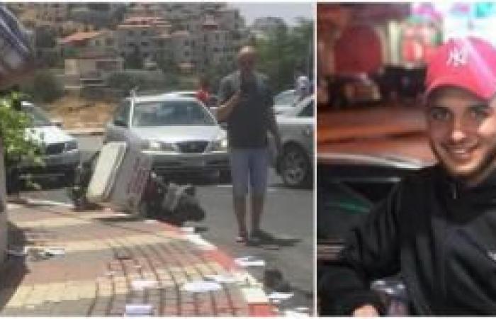 فلسطين | رام الله: مصرع شاب وإصابة آخر كانا على دراجة نارية