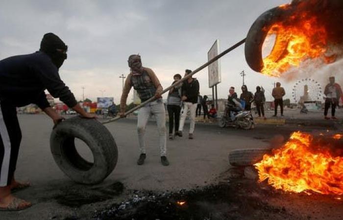 العراق   إحالة 8 من رجال الأمن العراقي للقضاء على خلفية قتل متظاهرين