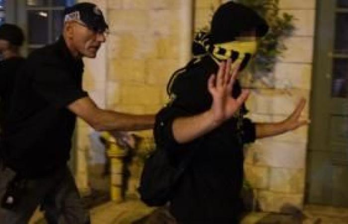 فلسطين | اعتقالات خلال تظاهرة مناهضة لنتنياهو وحكومته