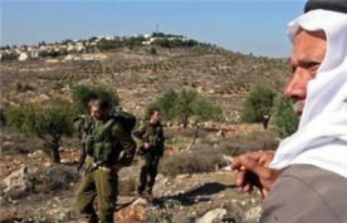 فلسطين   الاحتلال يمنع  إقامة صلاة العيد فوق أراض مهددة بالاستيلاء غرب سلفيت