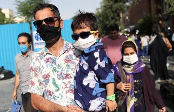 إيران | الصحة الإيرانية: 2674 إصابة جديدة بكورونا و197 وفاة