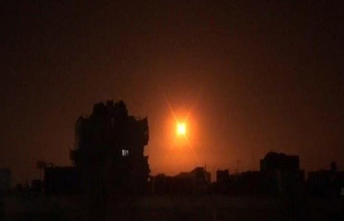سوريا | غارات إسرائيلية على مواقع عسكرية في ريف دمشق والجولان