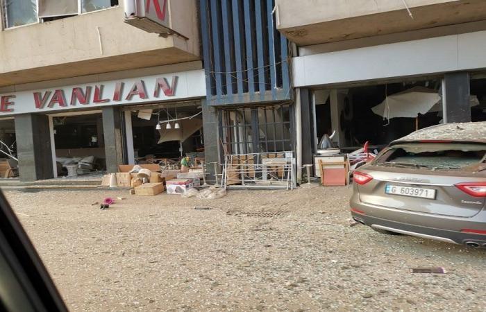 بالصور والفيديو- جرحى وأضرار كبيرة في انفجار عنبر رقم 12 في مرفأ بيروت