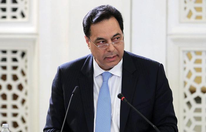 دياب: الحكومة مصرّة على إنجاز الإصلاحات الأكثر إلحاحًا