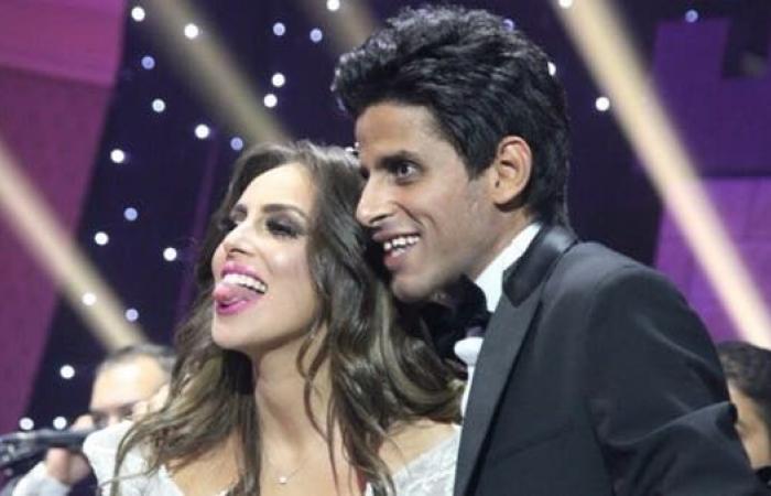 حمدي الميرغني للعربية.نت: سعادتي لا توصف بالعمل مع عادل إمام