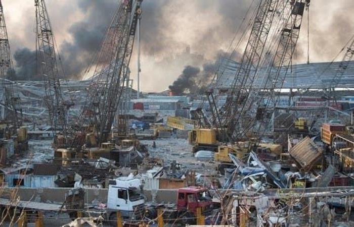 مصر   مقتل مواطن مصري واختفاء آخر في انفجار مرفأ بيروت
