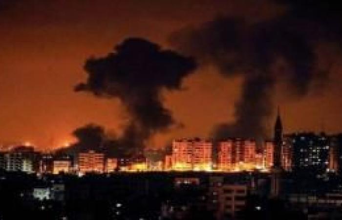 فلسطين | طائرات إسرائيلية تستهدف عدة أهداف للمقاومة شمال قطاع غزة