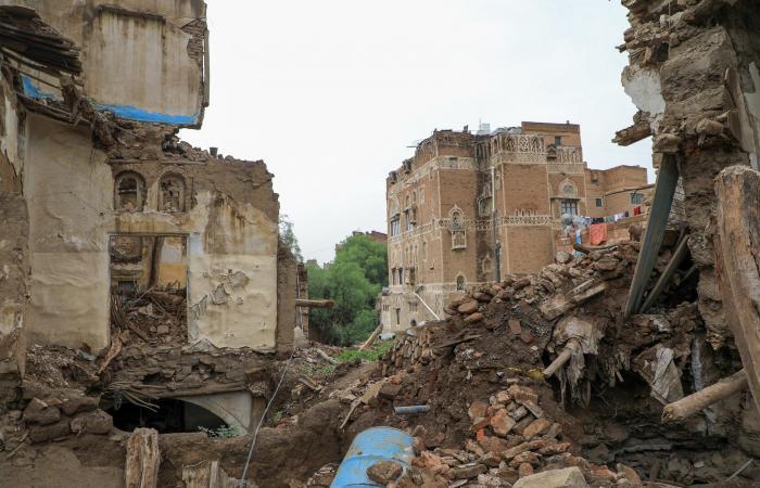 اليمن | أكثر من 130 قتيلاً جراء الفيضانات في شمال اليمن