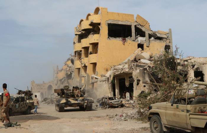 عقيلة صالح يقترح جعل سرت مقراً للسلطة الموحدة في ليبيا