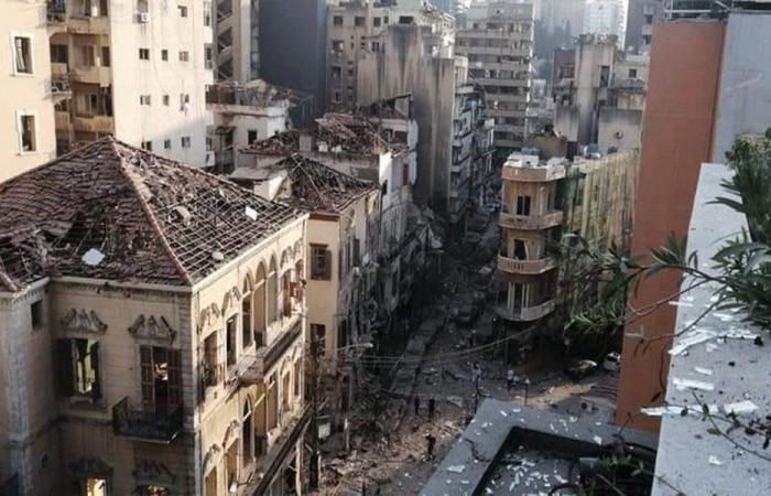 بلاغ من محافظ بيروت إلى مالكي الأبنية المتضرّرة