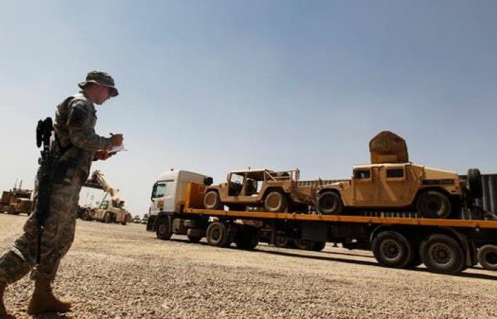 العراق | العراق.. قصف صاروخي على قاعدة بلد الجوية بصلاح الدين