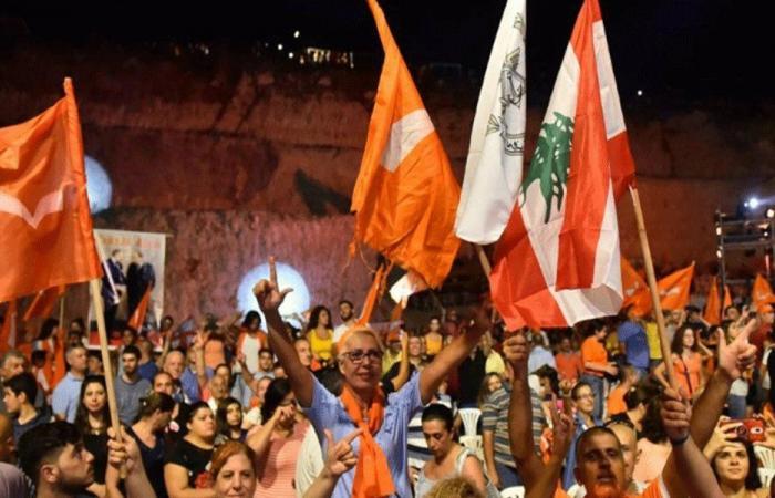 """""""التيار"""": فتح الباب لجمع التبرعات لمساعدة أهالي بيروت"""