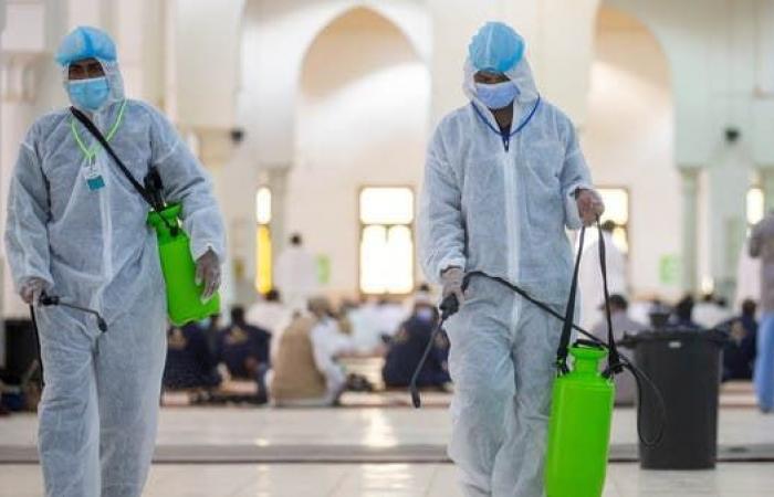 السعودية   الصحة السعودية: 1482 إصابة جديدة بـكورونا و3124 حالة شفاء