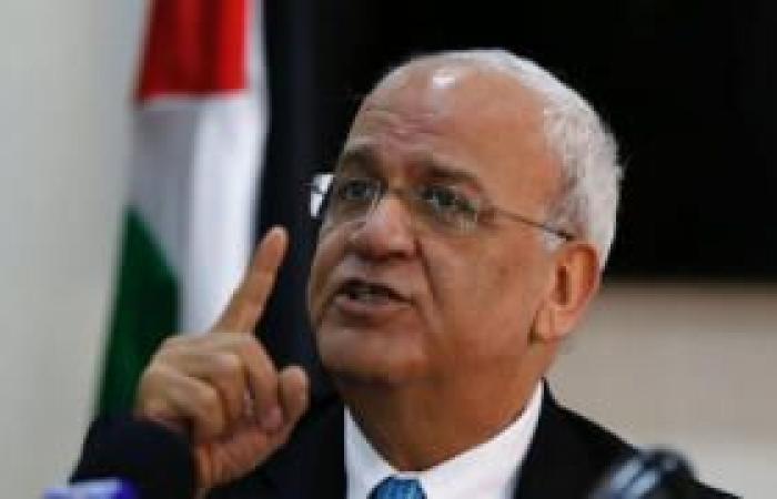 فلسطين   عريقات: قرار الإمارات كان قادما بضم أو بدون ضم على حساب حقوق شعبنا