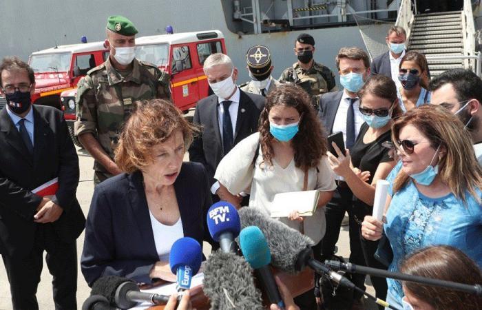 وزيرة الجيوش الفرنسية: لتشكيل حكومة قادرة على اتخاذ قرارات شجاعة