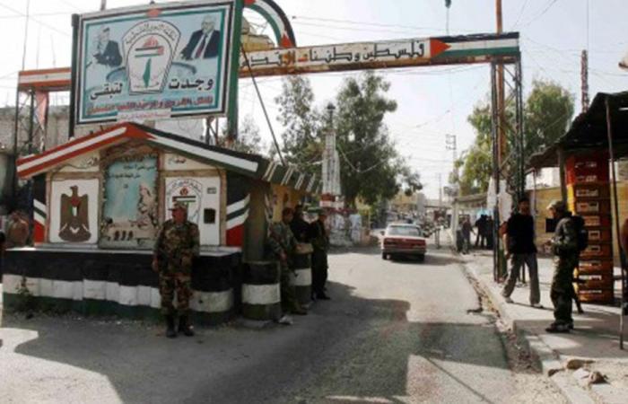 إضراب في المخيمات الفلسطينية رفضًا لخطوة الإمارات