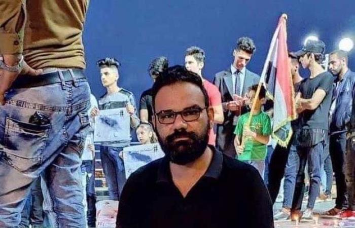 العراق   مقتل ناشط في البصرة.. وهذا ما كتبه لابنته التي خشيت وفاته