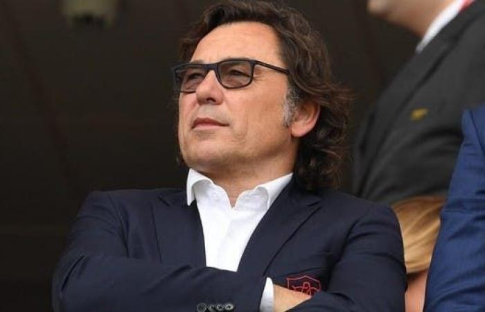 رحيل سانليهي من منصب مدير كرة القدم في أرسنال