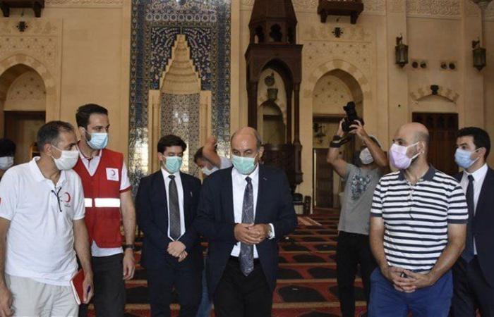 تركيا مستعدة لترميم دور عبادة في بيروت