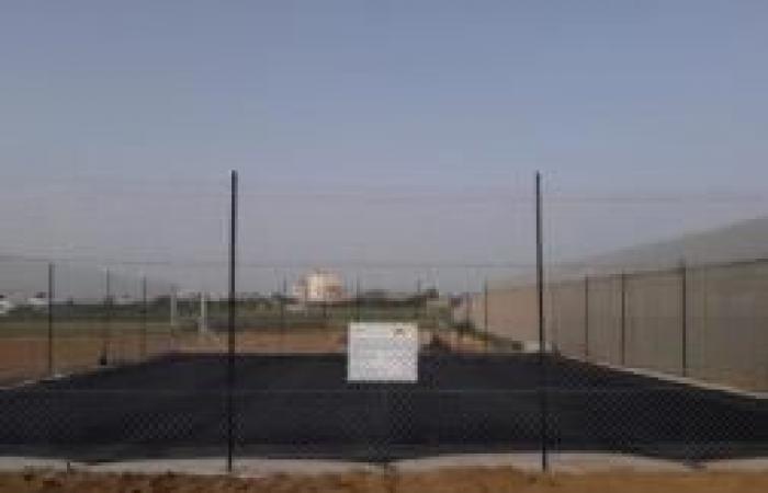 فلسطين   الإغاثة الزراعية تنشئ بركاً لتجميع مياه الامطار في خانيونس