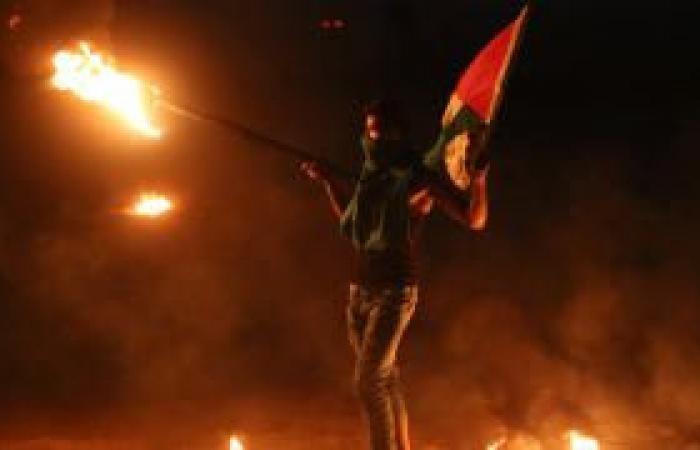فلسطين | 3 إصابات بالغاز في مواجهات على حدود غزة