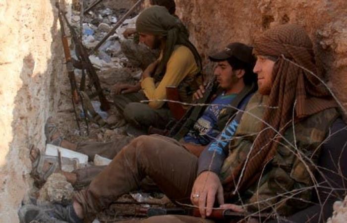 سوريا   إدلب.. فصائل مسلحة تسقط طائرة استطلاع بجبل الزاوية