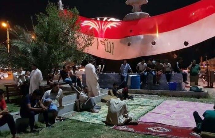 العراق   بعد مقتل ناشط بالبصرة.. تظاهرات تطالب بمحاكمة المحافظ
