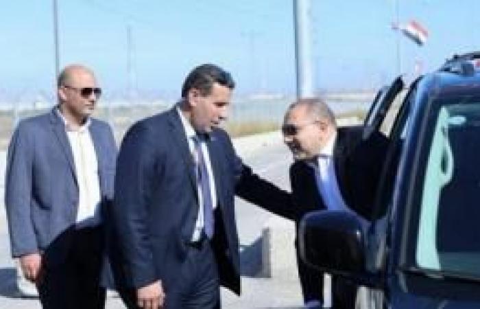 فلسطين   الوفد الأمني المصري يصل رام الله