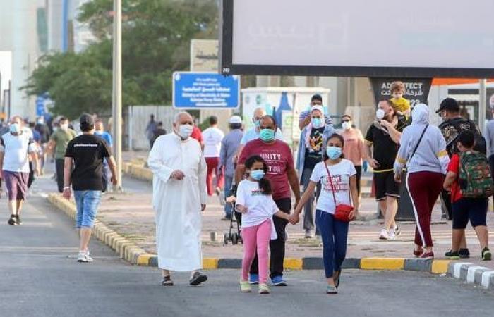 الخليج | 76205 إصابات بكورونا في الكويت.. وشفاء 57694 بالإمارات