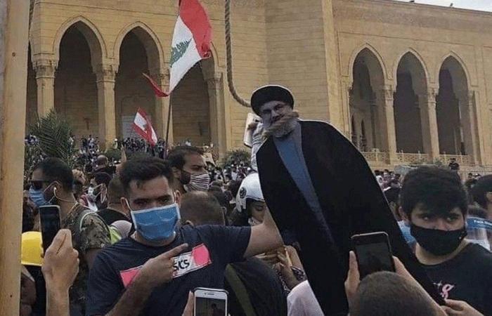 """""""الحزب"""" في قلب الغضب اللبناني.. """"الخناق يضيق"""""""