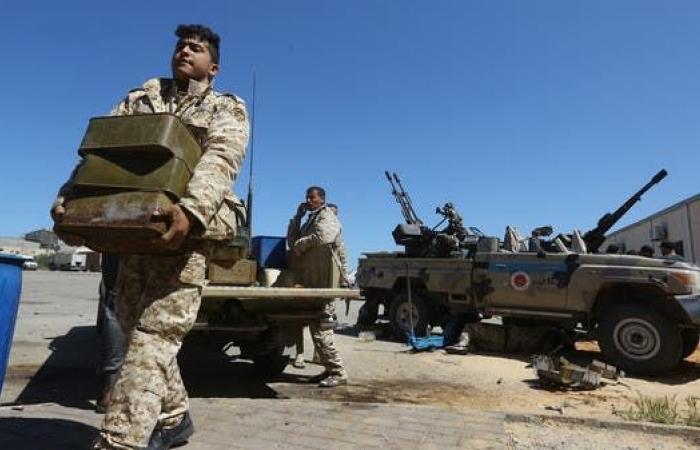 الجيش الليبي: دواعش بجانب مرتزقة تركيا في مصراتة