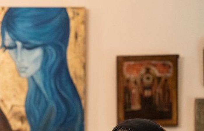 بالصور: ماكرون في ضيافة فيروز
