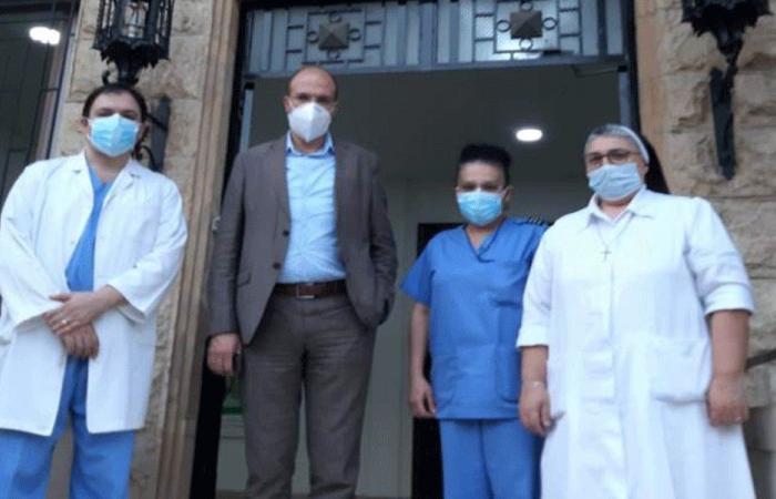 36 اصابة بكورونا بدار للعجزة في عين الرمانة.. وحسن: للتطوع الجريء