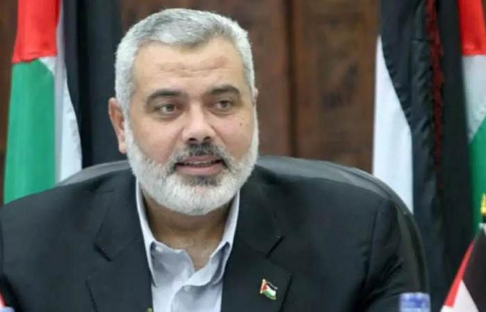 """رئيس المكتب السياسي لحركة """"حماس"""": لا للتوطين"""
