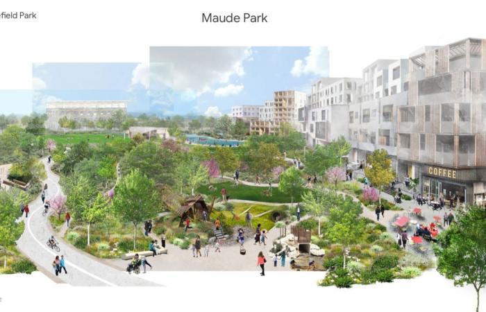 جوجل تقترح مركزًا تقنيًا جديدًا يشبه المدينة